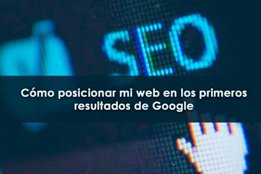 Posicionamiento web en Google – Destacada