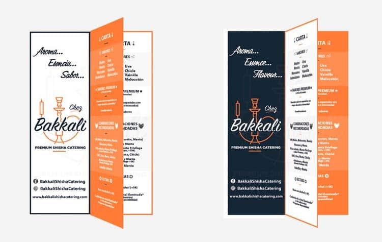 Bakkali carta visión 3D v2