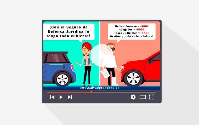 Salvador Andreu – Vídeo