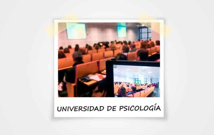 Imagen del proyecto de fotografía para la Universidad de Piscología