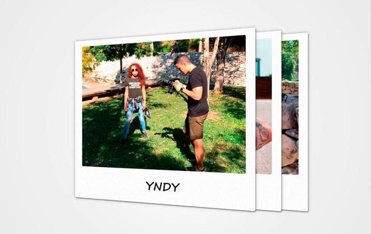 Imagen del reportaje de fotos de YNDY