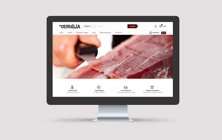 Tienda online Pernilia PC
